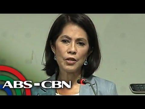TV Patrol: Gina Lopez, gustong si Duterte ang mamuno sa DENR