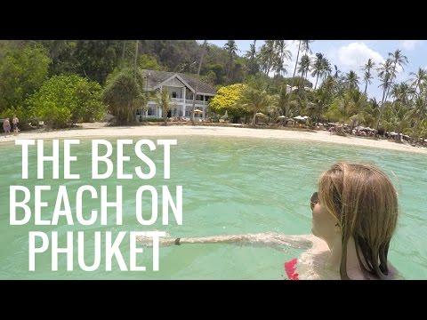 The Best Beach On Phuket: CAPE PANWA Part 1 | Kathryn Tamblyn | Thailand Vlog