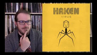 Virus by Haken   ALBUM REVIEW