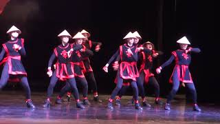 00017 Starptautiskajā horeogrāfijas konkursā-festivālā