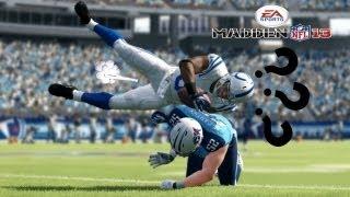 Madden NFL 13 - FACEPALM