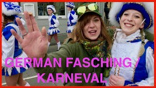 ❗️🛑❗️- living in germanygerman fasching / karneval - germany- fastnacht (parade) here germany. this was prior to 2018 but...