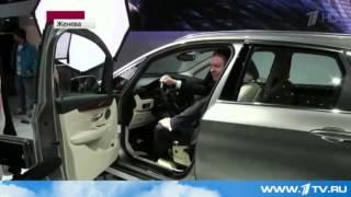 Женева 2014: Volvo Concept Estate