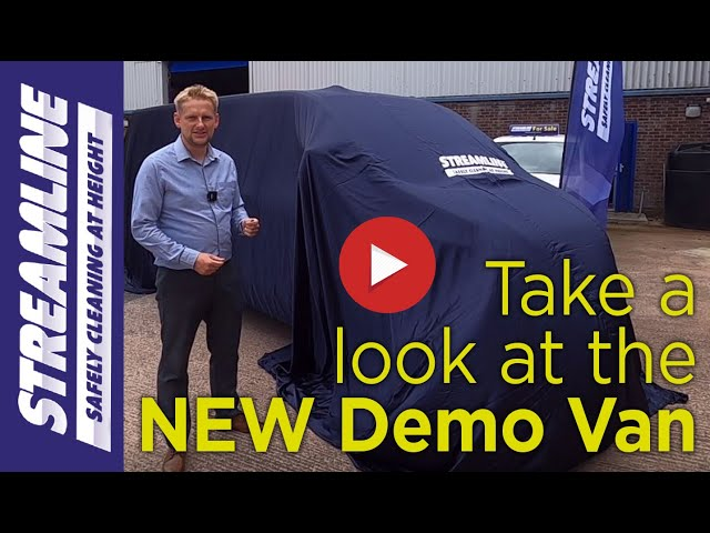 Take a look at the new demo van