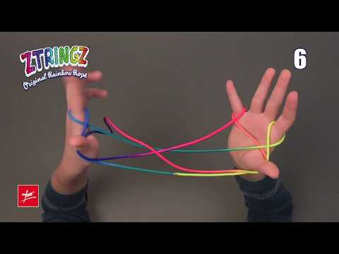 Ztringz Academy: Figure Jacobs Ladder - Jacob's Ladder - Jacobs Leiter 04