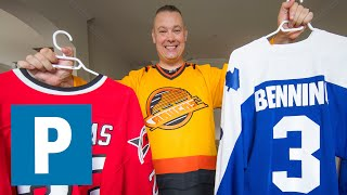 A look at local fan's jaw dropping, one-of-a-kind sports collection | The Province