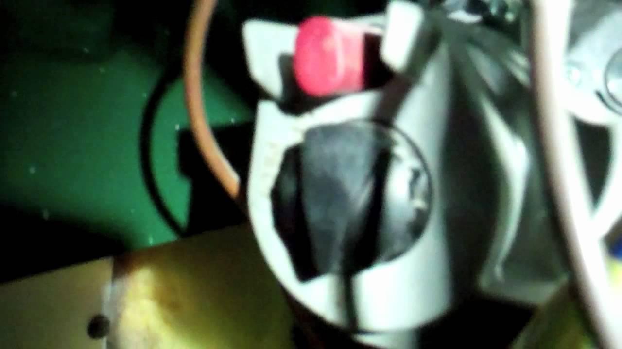 checking lighting a pilot light on a gas boiler [ 1280 x 720 Pixel ]