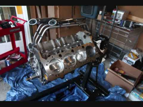 How To Build A 302 Stroker