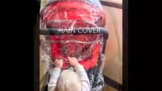 Прогулочная коляска Stokke Scoot(Купить детскую коляску и детское автокресло вы можете на сайте: http://www.mommart.ru/ Доставка по Москве, Московской..., 2014-03-16T11:36:25.000Z)