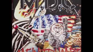 M.D.C. (Millions of Dead Children) - Mein Trumpf, Album Completo 2017