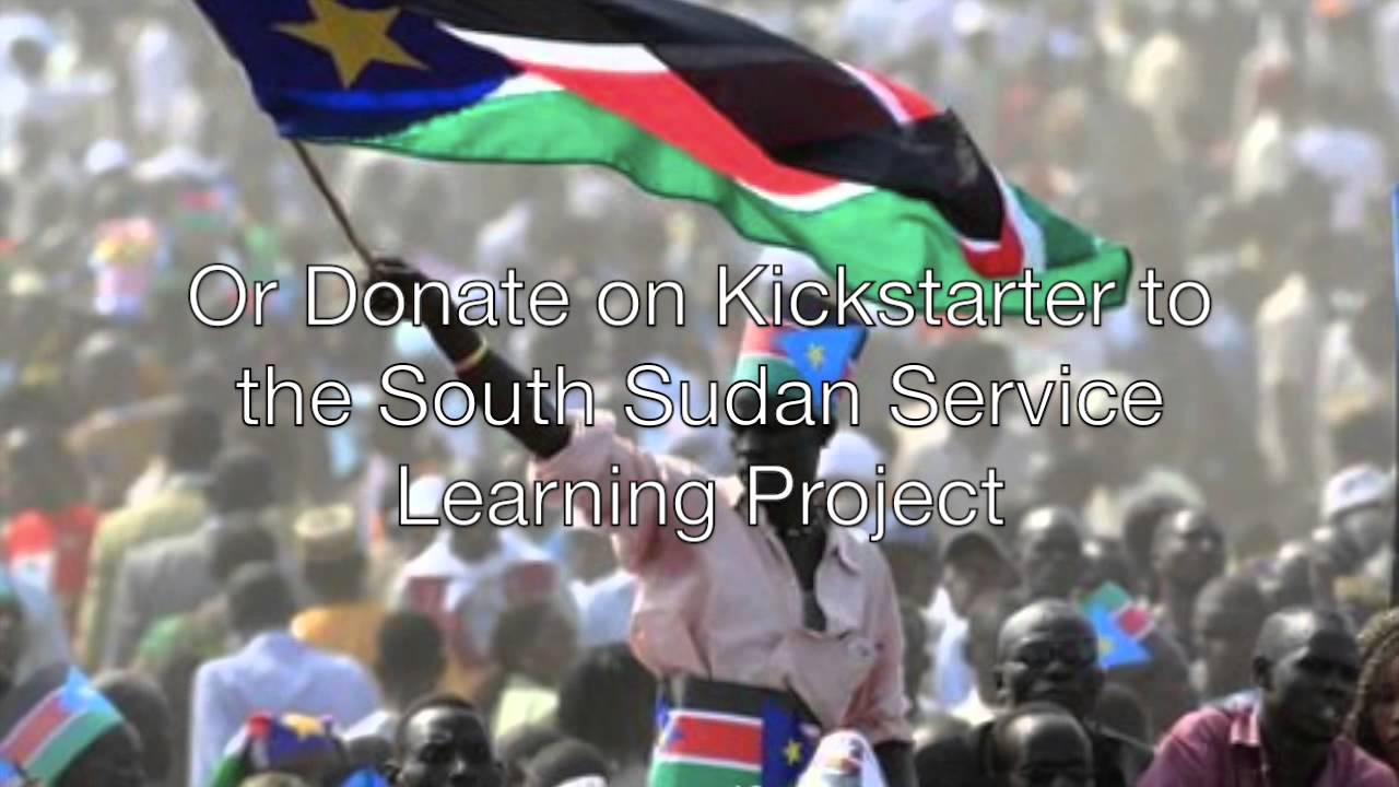 how to help south sudan