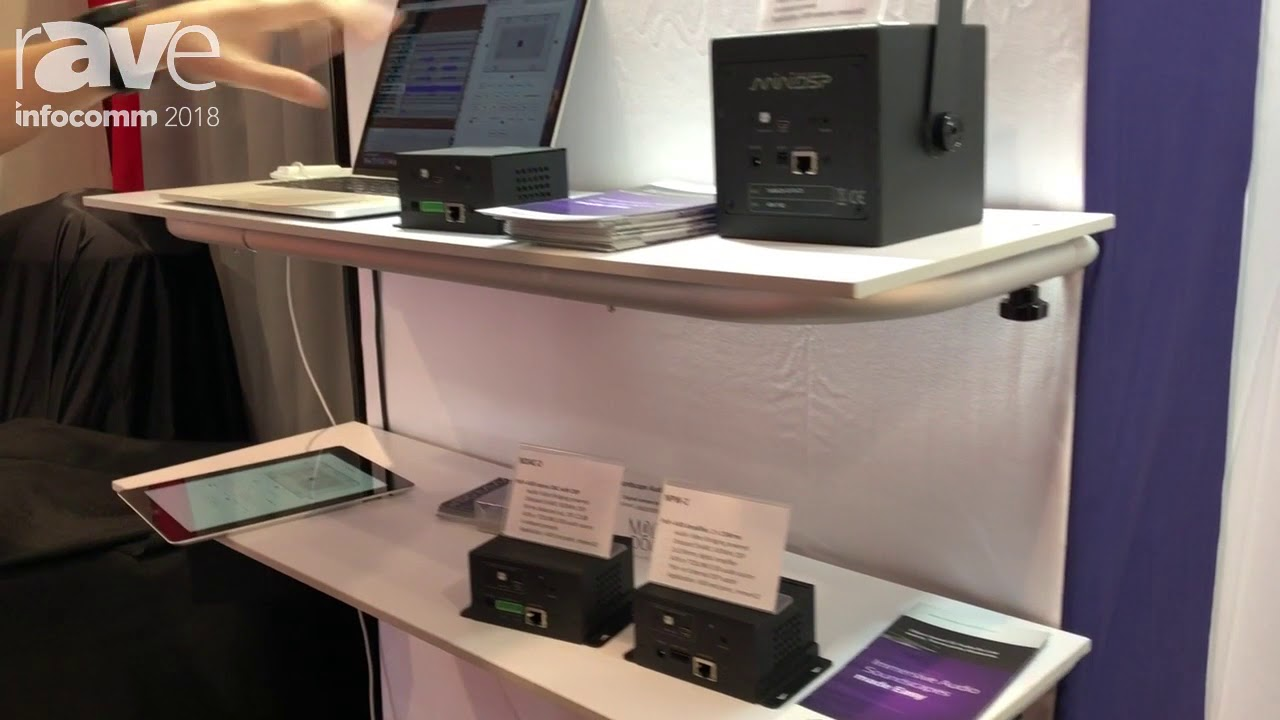 InfoComm 2018: MiniDSP Showcases Immersive Audio Soundscape System with PoE Speakers