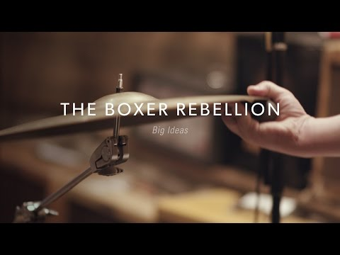 "The Boxer Rebellion ""Big Ideas"" At Guitar Center"