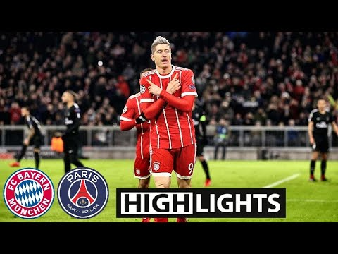 Download FC Bayern Munich vs Paris Saint Germain 3-1 All Goals and Highlights with English Commentary (UCL)