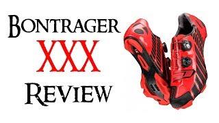 Bontrager XXX MTB Zapatillas Review