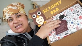 Beautylish Lucky Bag Unboxing (XL Version) | 2017