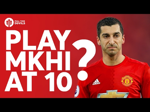 Play Mkhitaryan at 10? FULL TIME REVIEW | Leicester City 0-3 Manchester United