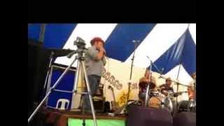 Frank Macias & Los Amigos Preaching Blues   Cobargo 2014