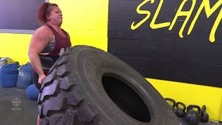 One couple is bringing the world of Strongwoman competitions to Regina