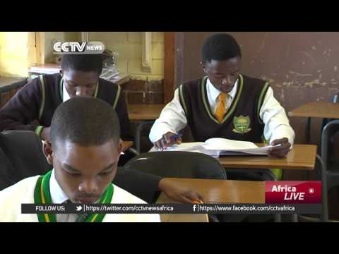 Soweto school goes completely green, to transform students mind-set