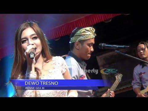 Bule Jawa Cantik Nyanyi Campursari Dewo Tresno