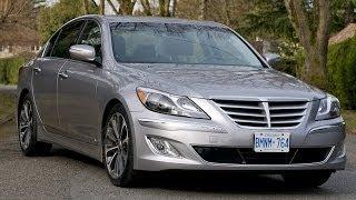 2012 Hyundai Genesis R Spec review