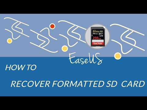 Recover Data in Formatted SD Card