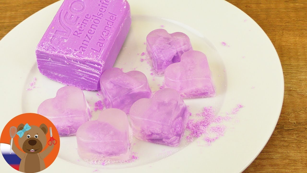 Мыловарение с обычным мылом? А так можно было? DIY эксперимент | самодельное мыло в подарок