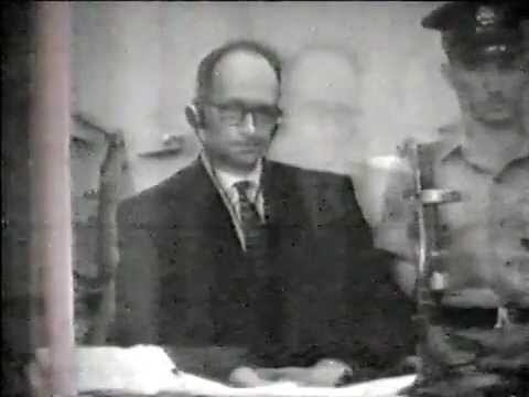 The Trial of Adolf Eichmann (Excerpt, Final Portion)