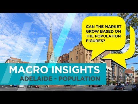 Macro Insight: Adelaide - Population - YouTube