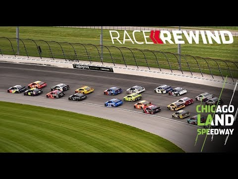Race Rewind: Bowman's Chicagoland Victory In 15
