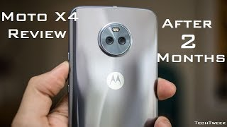 Moto X4 :Review After 2 Months.....Best Mid Ranger? [HD]