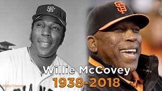 Remembering A Giant: A look back at Willie McCovey's career in SF