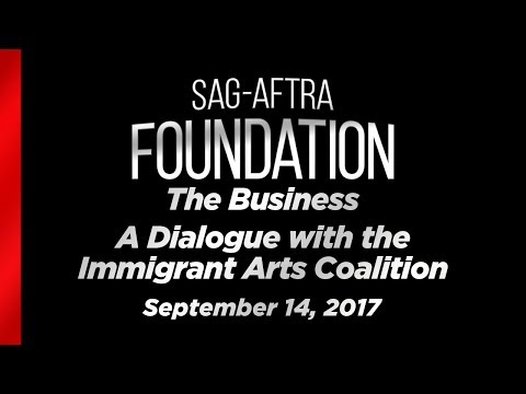 The Business: A Dialogue with the Immigrant Arts Coalition