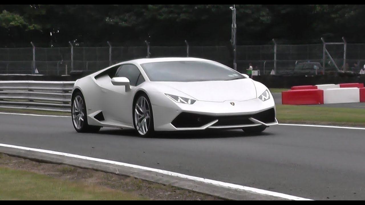 Wonderful NEW Lamborghini Huracan | 0 60 Accelerations | Driving At CarFest