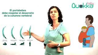 Porteo ergonómico | Pediatra María Salmerón