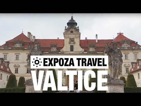 Valtice (Czech Republic) Vacation Travel Video Guide