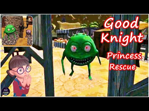 Good Knight Princess Rescue Full Gameplay - Game Zone |