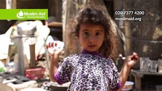Muslim Aid - Gaza Water Appeal