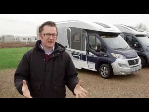 Practical Motorhome reviews the Dethleffs Espirit T 7150 DBM