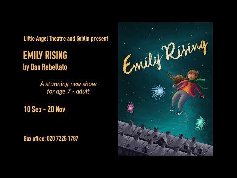Emily Rising - interview with Dan Rebellato