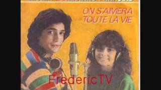 FREDERIC FRANCOIS & GLORIA   ♥♥ON S