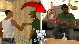 Что если ПРЕДУПРЕДИТЬ Смоука о нападении Сиджея и Свита в GTA San Andreas ?!