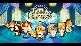 Triple Fantasy - Mobile RPG screenshot 5