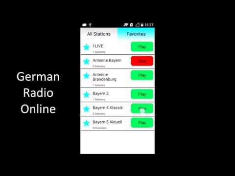 German Radio for Android