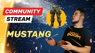 Community Stream with Stanis - Mustang - ????New Year Event????