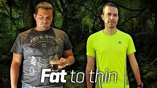 My Vegan Story - from fat guy to fit guy