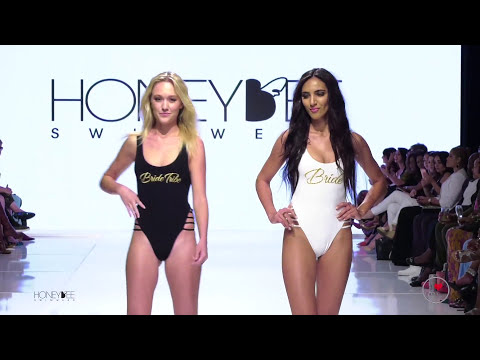 HONEYBEE Swimwear at Los Angeles Fashion Week Presented by AHF LAFW