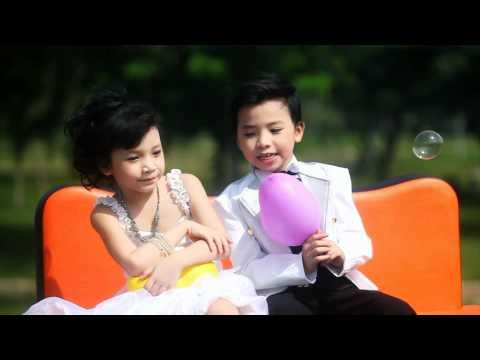 [MV]Cong chua bong bong - Bin&Mai Quynh Anh
