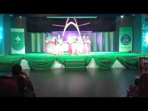 penampilan group rebana ISTIKOMAH dengan lagu Al Quran dan Sholatum